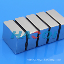 hot sale strong rectangle block rare-earth magnet