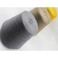 Fil à tricoter de mélange acrylique chaud de laine de mérinos pour le gant