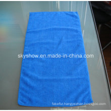 Solid Color Microfiber Face Towel (SST0295)