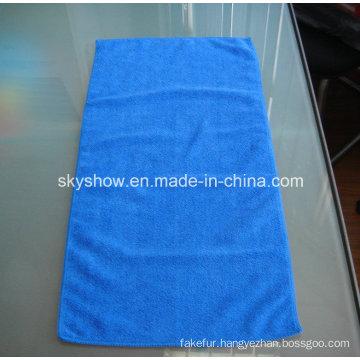 Solid Color Microfiber Face Towel (SST0295)