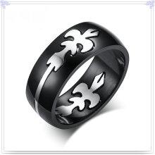 Joyería de los hombres de acero inoxidable joyería de moda anillo (rs179)