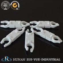 Piezas de cerámica de alta calidad de la materia textil de alúmina
