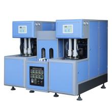 easy operate 2cavity blowing machine pet bottle semi-automatic blower