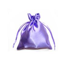sac de lingerie à cordon de serrage pour bijoux en satin