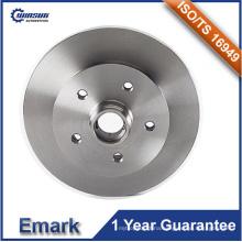 251407617D Brake Disc 258mm VW Auto Parts