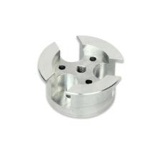 Peças de aeronaves de usinagem de alumínio protótipo CNC