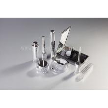 Embalaje de plástico completo kit de maquillaje cosméticos conjunto de envases de embalaje de cosméticos