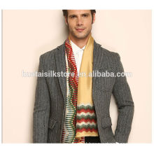 factory cheap price - Screen Printed High quality 100% silk tie fabric