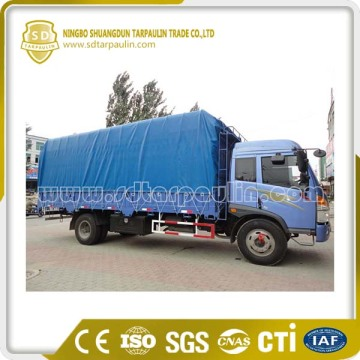 High Strength Construction Tarp Truck Cover