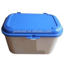 Durable In Use Customized Milk Fruit Moulding Plastic Crate Mould