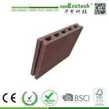 145*22мм Hohecotech деревянный пластичный составной decking для напольного проекта