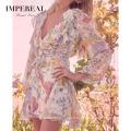Mini Casual Chiffon Latest Women Dresses Summer For Lady