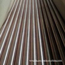 China Exportador CuNi 95/5 Cupro Nickel Tubes