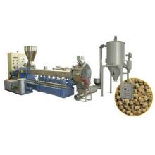 CE/SGS/ISO9001wood plástico, máquina de granulación
