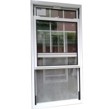 Modern  design white color aluminium sliding windows up and down sliding