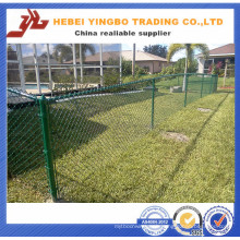Yb-09 2016 New Cheap Price PVC Coated Competitive Price Chain Link Fence