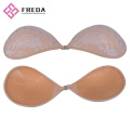 Fashion Plus Size Padded Push Up Bra strapless