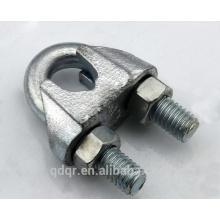 Galvanized US Malleable wire rope clip