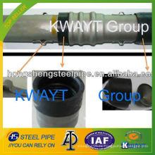 Tubo sónico de bajo precio / tubo de sondeo / tubo de registro sónico