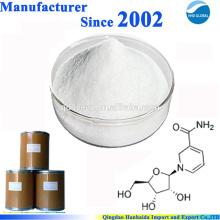 Pur 99% min vitamine B3 Nicotinamide riboside poudre / nicotinamide riboside