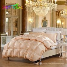 Ropa de hotel / Best sleeping 20% edredón de plumas de ganso / edredón / edredón