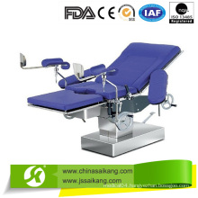 Manual Obsteric Table Delivery Room Table High Quality From Saikang