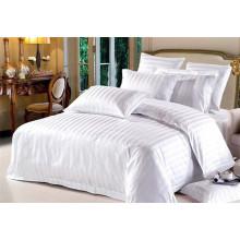 Preço barato algodão 100% conjunto de folha de cama