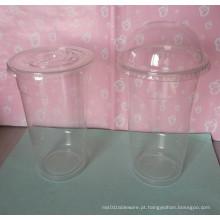 Take Away plástico copo para bebidas