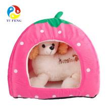 Bonne qualité meilleure vente voiture en forme de lit pour chien