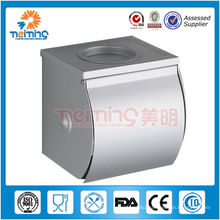 rectangular personalized stainless steel tissue box