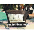Bubble Weaving Wicker Furniture Sofa Set Bl-228