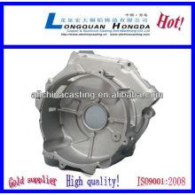 Pieza de motor de fundición de aleación de aluminio