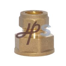 raccord de compression en laiton de haute qualité