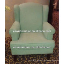 Used hotel guest room chair wing back chairs XY2501