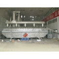 Resin Polyester Vibrating Fluid Bed Dryer