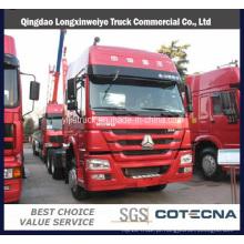 Caminhão do trator de Sinotruk HOWO 6 * 4 com 420HP