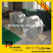 Bright Surface 3104 3105 5052 Aluminum Strip Adhesive Tape Foil H16 H14 H24