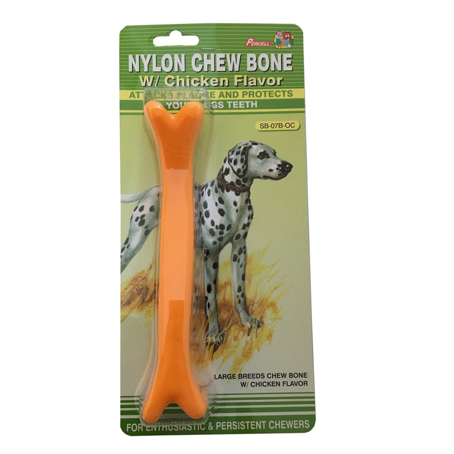 Large Soft Nylon Chew Bone with Chicken Scent