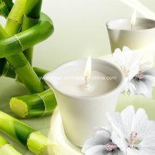 Bamboo & Jasmine Pure Organic Soy Wax Massage Candles