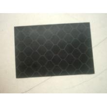 PVC Fiberglas Stoff Vorhang Stoff