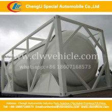 20FT ISO LPG Gas Tank Container