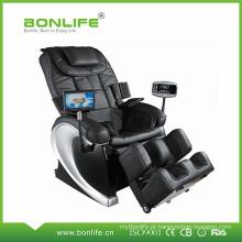 2014 nova cadeira de massagem gravidade zero 3D