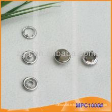 Fashion Pearl Prong Snap Button / Gripper pour votre choix de qualité MPC1005