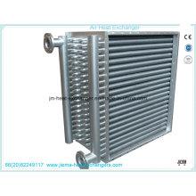 Dampf-Luft-Wärmetauscher zur Holztrocknung