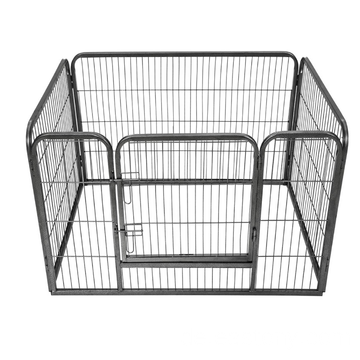 Benutzerdefinierte Outdoor Pet Carrier Laufgitter Indoor Pet Cage
