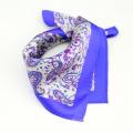 Hochwertiges buntes Polyester-Taschentuch für Verkauf