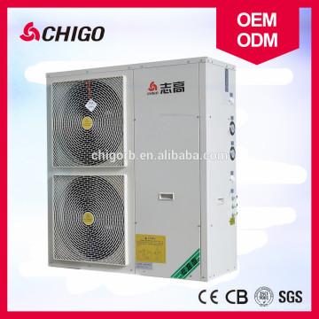 Alta qualidade preço barato fonte de ar de poupança de energia dc inversor bomba de calor Manufactuer