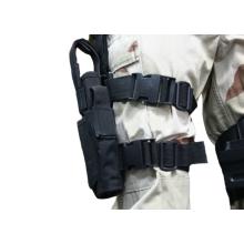 Airsoft tactique Tornado pistolet universel Drop Leg Holster pour main gauche militaire de cuisse Holster pistolet Holster noir