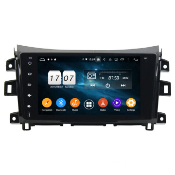 Klyde automotive head-unit voor Navara 2016 Links