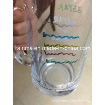 Farbmarker auf Glas und Keramik 2